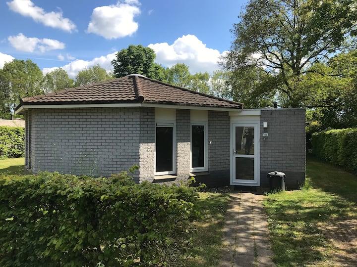 Rustig gelegen bungalow in mooi Havelte  (Drenthe)