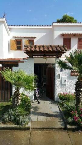 Villino San  Felice Circeo a 150 metri dal  mare - San Felice Circeo