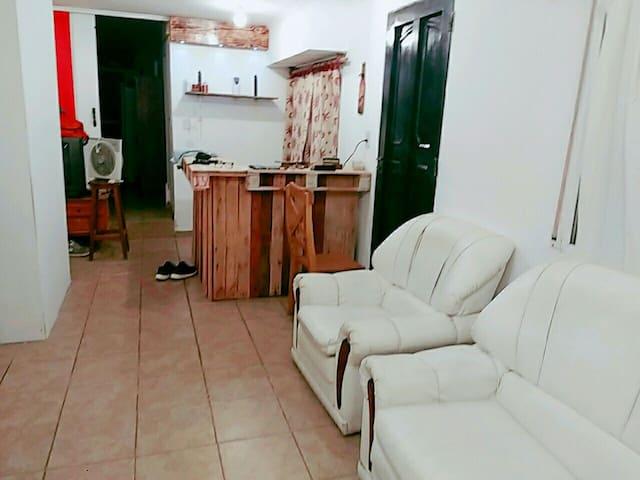 Casa 2 ambientes full. - Campana - House