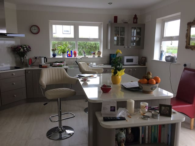 Double room near Spanish Point and cliffs of moher