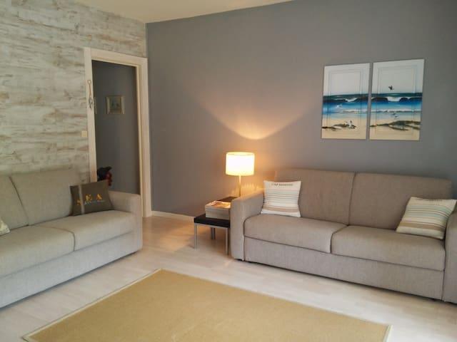 appartamento in parco con piscina - Roquebrune-Cap-Martin - Apartment