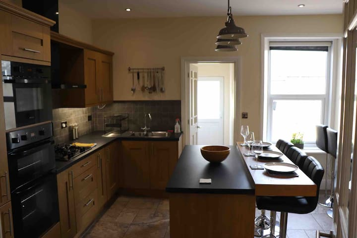 Luxury Modern Apartment in central Hexham
