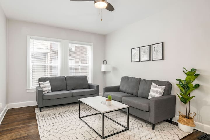 Short North Apartment with 3 Bedrooms