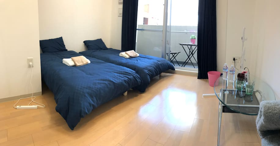 ☆★-Osaka Namba Nipponbashi☆ten minutes on foot-☆★ - Chuo Ward, Osaka - Apartament