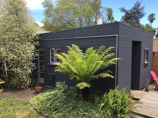 Studio cottage - great location - Berkeley - Apartment