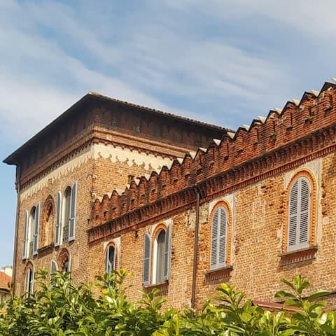Stanite u dvorcu Cristina de Belgiojoso!!!