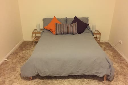 Double Room - East Freo - East Fremantle - Vila