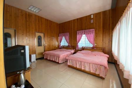 Alishan阿里山綠香茶園民宿(合法民宿)Room A