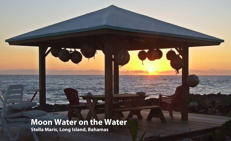 Ocean Front Villa - Stunning Views & Tranquility - Stella Maris - Hus