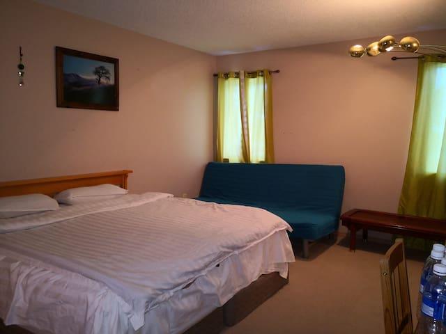 如家家庭旅馆(Home Inn)No.02-522(全卫浴主卧家庭房)