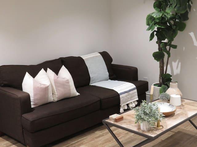 Beautiful, Sunny 2-Bedroom Brampton Basement Apt.