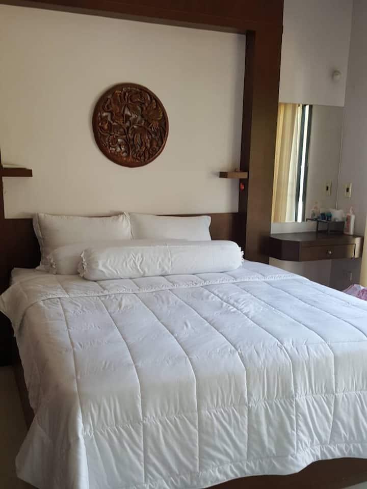 บ้านพักเข้ากระโหลก ปรานบุรี หัวหิน