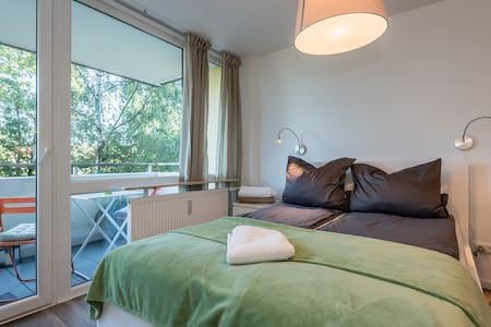 Comfortable Studio Fürstenfeldbrück near Munich - Fürstenfeldbruck