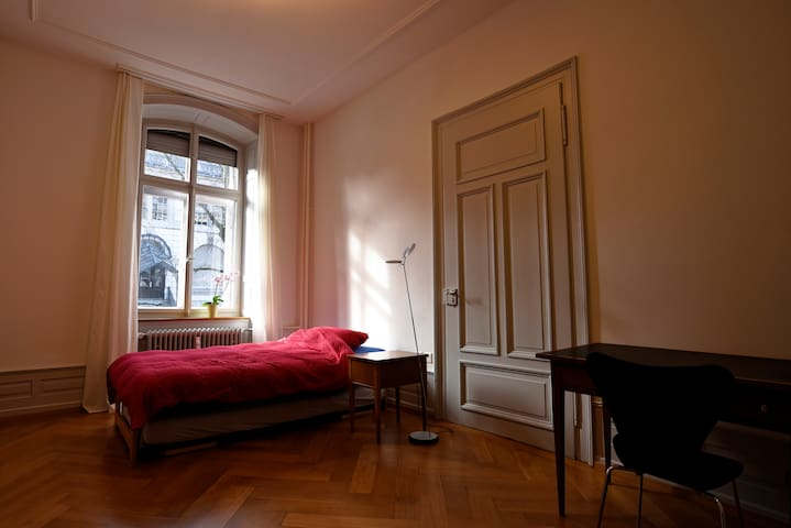 Room in a historical neighborhood - Saint Gallen - Daire