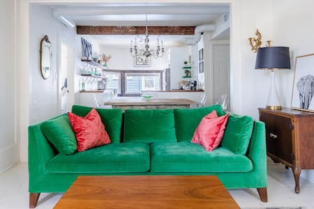 Boutique Apartment Stay in a Refurbished Victorian Home
