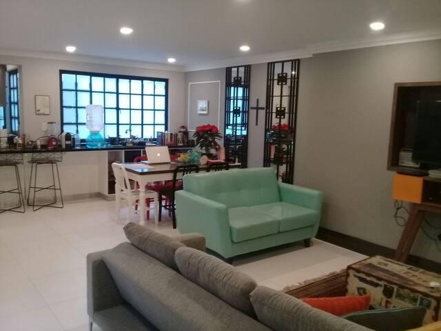 Habitación privada departamento compartido Condesa