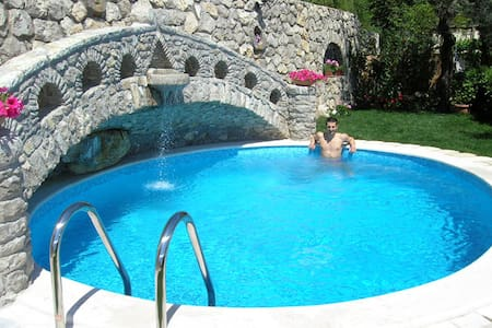 VILLA ESP pool, in Sorrento Coast - Sant'Agata sui Due Golfi - Vila