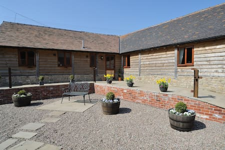 A homely holiday cottage near the Malvern Hills - Acton Beauchamp