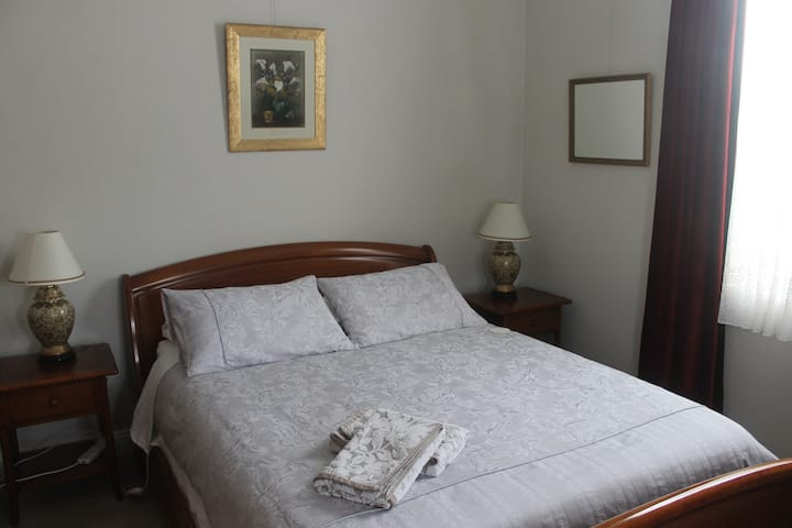 Cosy comfortable private room with ensuite
