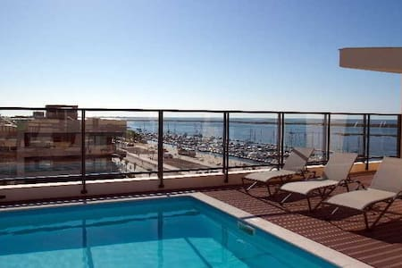 Beautiful Apartment with swimming pool - Olhão