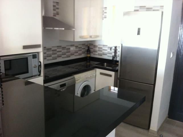Appartement neuf, refait en 2017