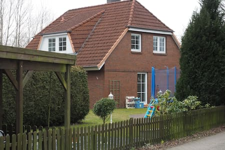 Complete House for family with kids - Norderstedt