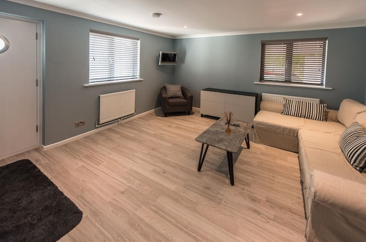 Apartment with Hygge in Central Cowes