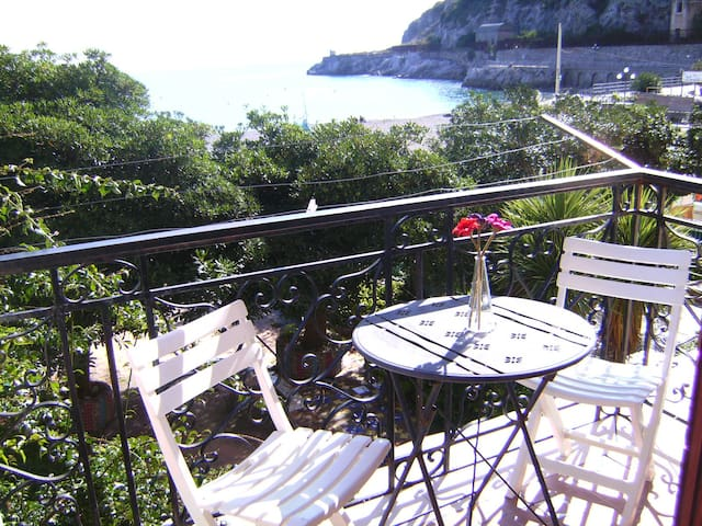 Appartement an der Amalfi-Kueste