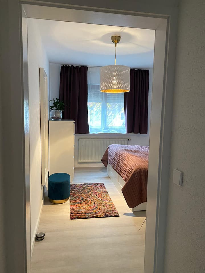 Ruhige 83qm Wohnung in Perouse