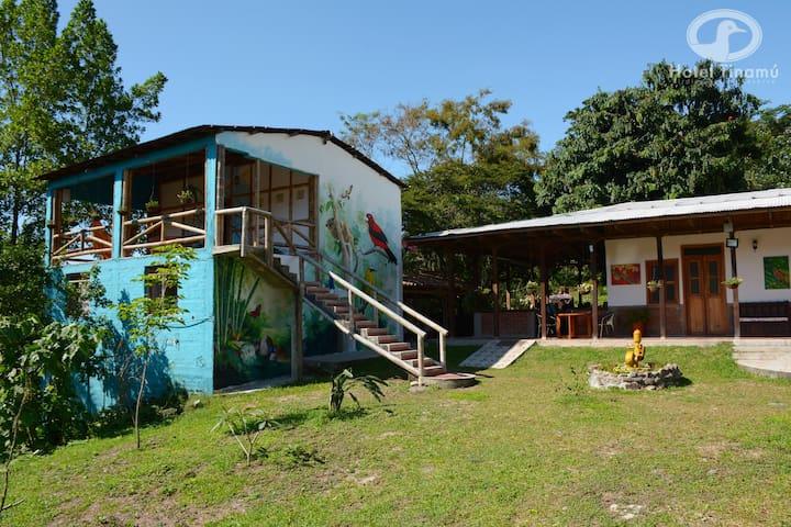 Hotel Tinamú Birding Nature Reserve