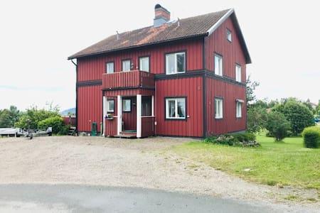 Egen lägenhet i hus, Gällö