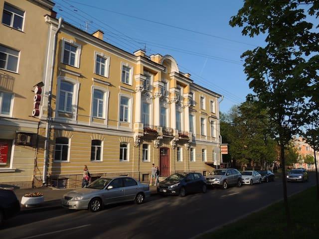 Apartment na Moskovskoy - Pushkin
