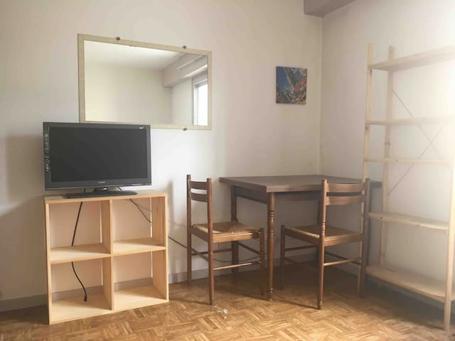 Appartement 25m2 + parking plein centre ville