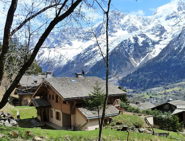 Betulle 2 - Les Houches - Apartmen