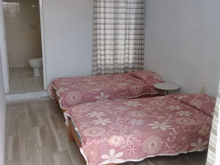 Alojamiento privado en Oaxaca para viajeros.