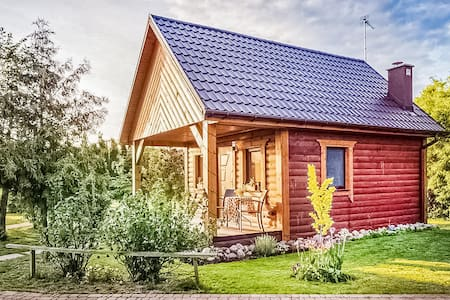 Holiday cottage with 1 bedroom on 36m² in Sierakow