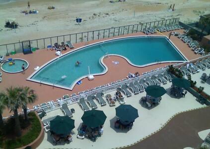 Daytona Beach Bike Wk 2 Bedrm Condo - Ormond Beach - Pis