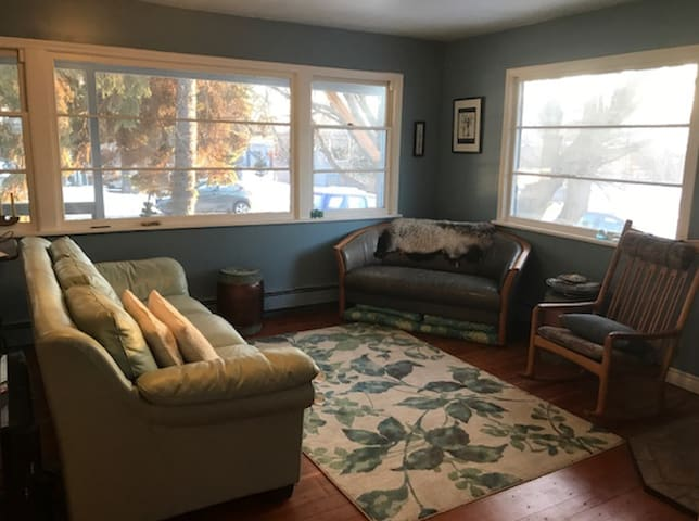 Cozy Anchorage Home Near Downtown