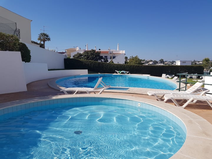 250 m from the beach, Casa da Ana