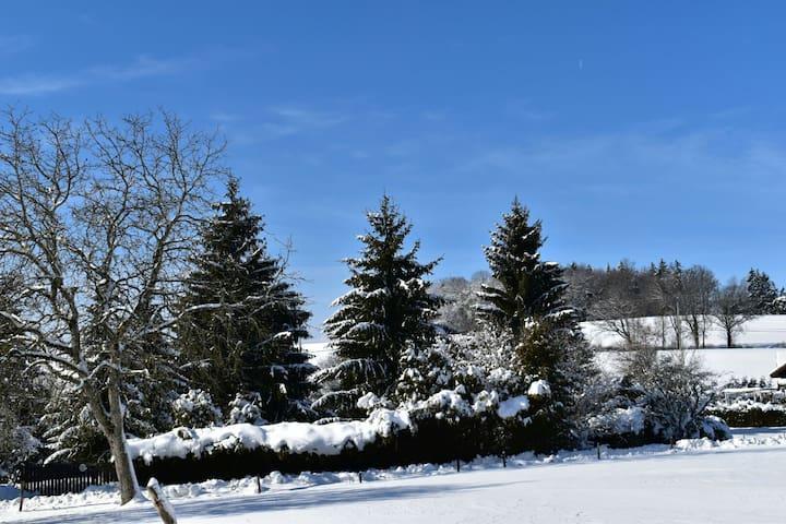 Entre  Campagne & Montagnes