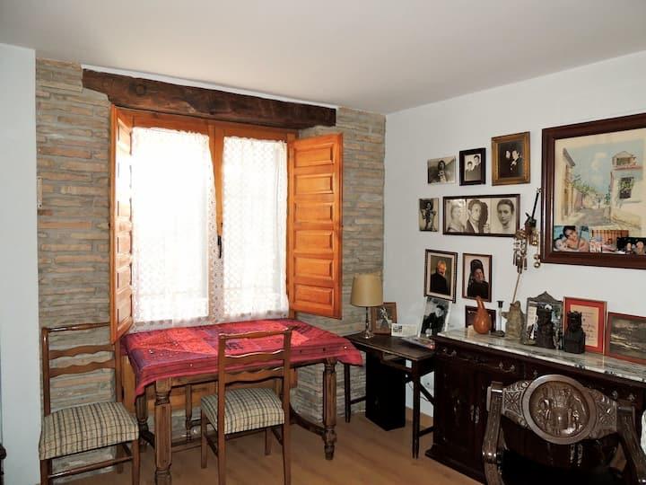 Loft-Bajo en Casa Morisca Albayzín (no kitchen)