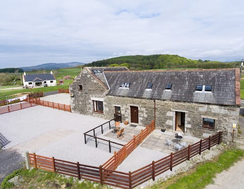 The Stable at Clauchan Holiday Cottages