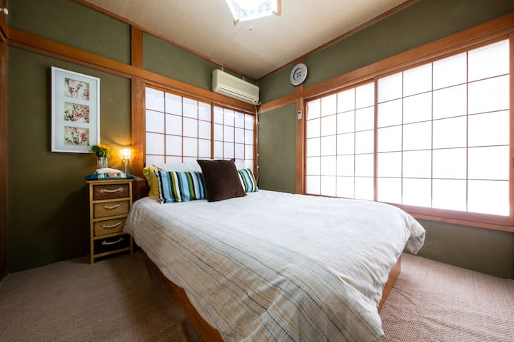 SHINAGAWA ★ 2BR Cottage ★ Fast Airport Connections