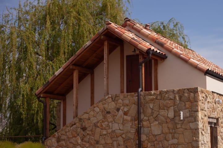 Stylowy domek na dolnośląskiej wsi