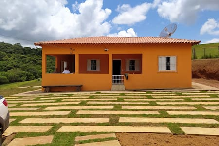 Sitio Pião a 15km de São Thome das Letras/MG