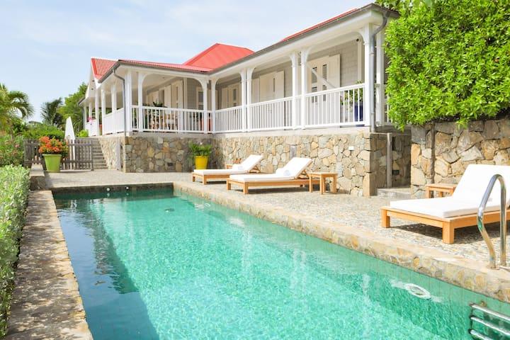 Gustavia Views