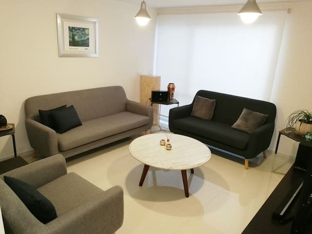 Confortable Habitación cerca del Aeropuerto Toluca