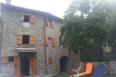 rifugio della pace - Castel San Niccolò - House