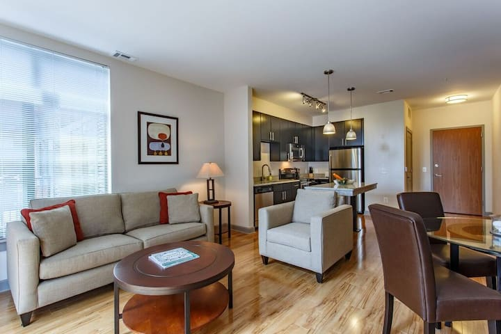 [1940]Luxury 2BRs in Fells Point - Baltimore - Flat