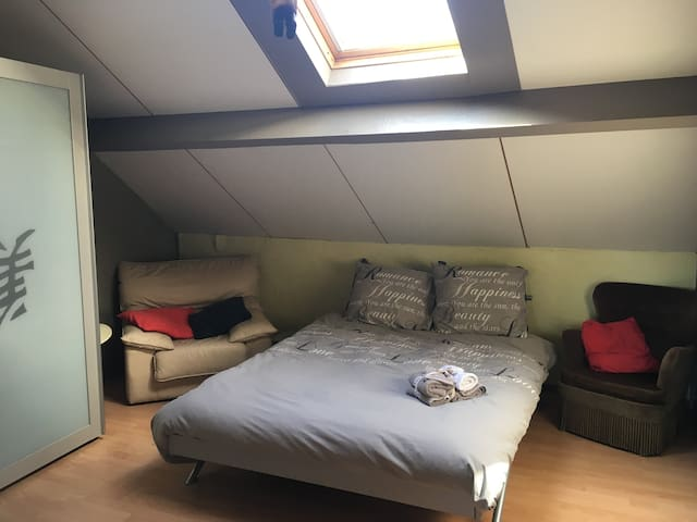 Gezellig appartement in het groene Limburg - Bilzen - Huoneisto